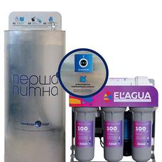 Питний фонтанчик Formula Vody «Перша питна» безконтактний із системою очистки води