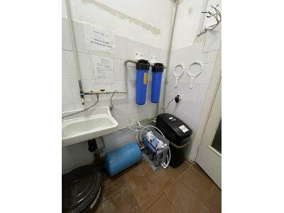 Водопідготовка у Київському обласному лабораторному центрі МОЗ України, ДУ