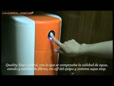 HYDROLOGOS 960 042 926 - Osmosis Inversa Inteligente y diseño exclusivo www.hydrologos.es
